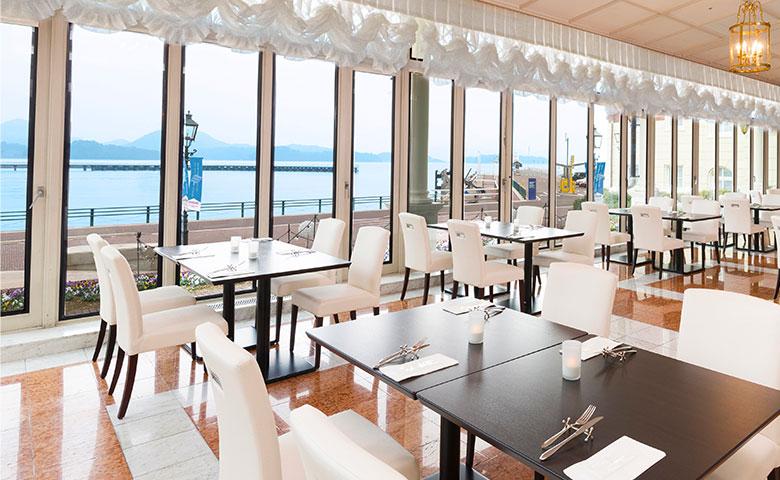 メインダイニング エクセルシオール Main Dining Excelsior